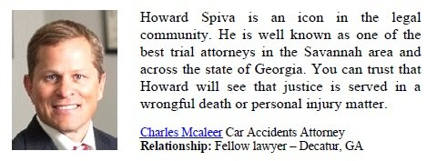 Car Accident Attorney Charles Mcaleer