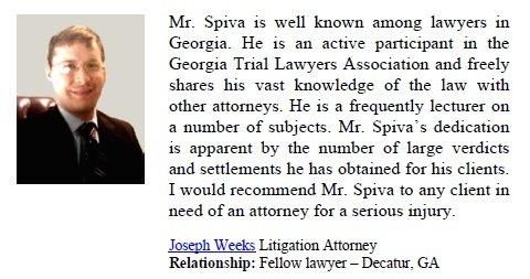 Litigation Attorney Joseph Weeks