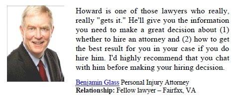 Personal Injury Attorney Benjamin Glass