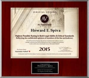 howard spiva personal injury lawyer