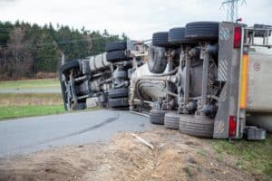 A truck wreck attorney in Georgia can help after this type of truck accident
